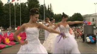 В Ульяновске прошел первый парад