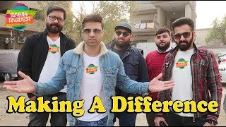 Making A Difference | Rahim Pardesi