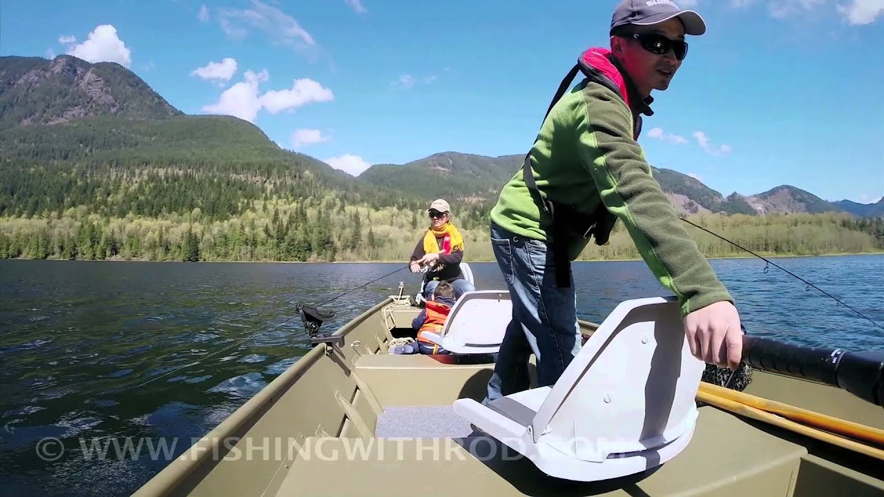 First Test Ride of G3 1442 Jon Boat
