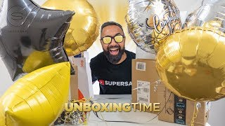 Mystery TECH - Unboxing Time 24 - One Million Special
