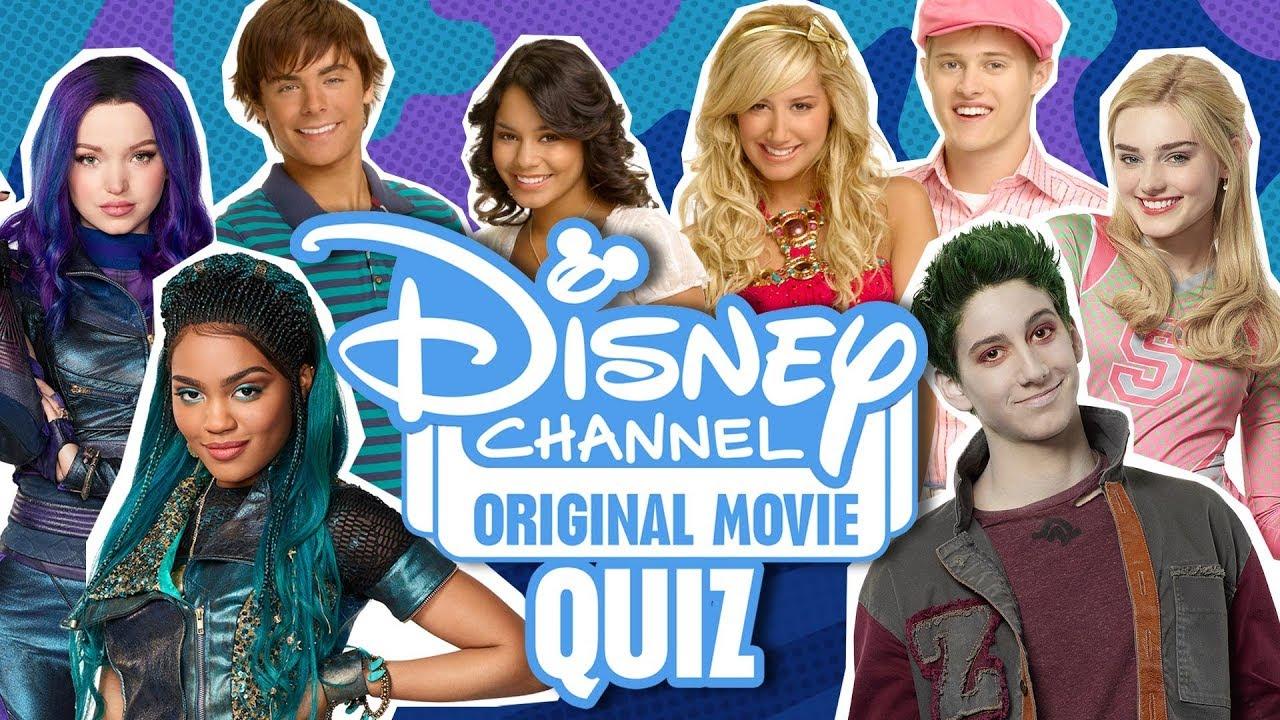 DCOM Quiz | Movies ft  HSM, Zombies & Descendants! ✨ | Disney Channel UK