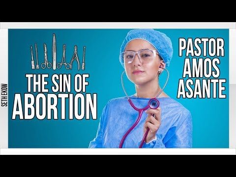 an analysis of abortion a sin to god Forgiveness after an abortion (a transcript) by julie ganschow heath: who was forgiven of great sin before god because of the great sacrifice of christ.