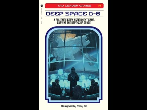 Deep Space D-6: Playthrough