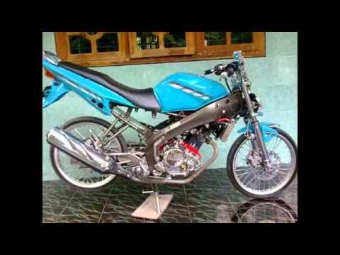 referensi modifikasi motor vixion drag