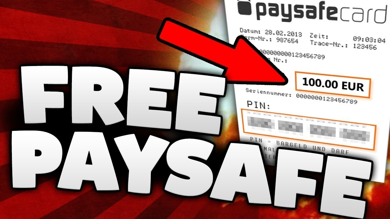 Paysafe Codes