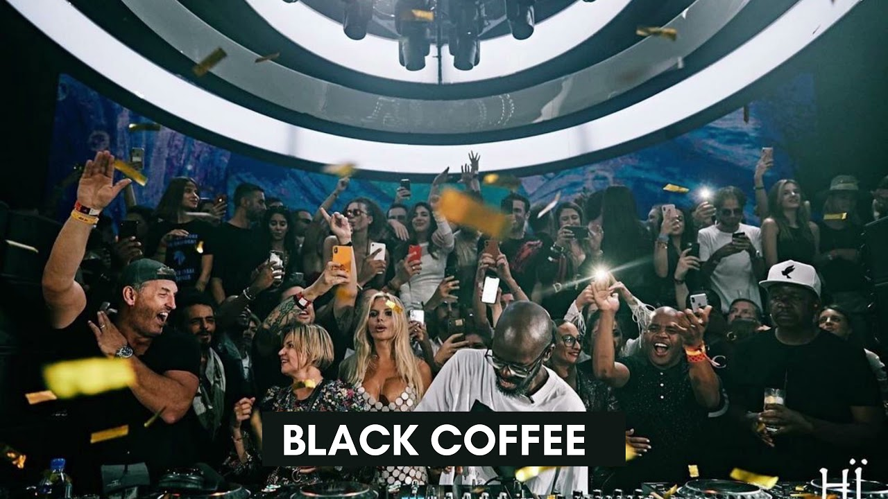 Download Black Coffee at Club Space Miami (2021) | Weekend Drive 2021 | Episode 006 |