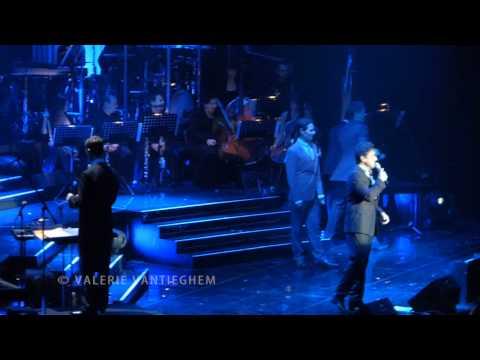 Il Divo and Orchestra in Concert - 12. Speech-La Vida Sin Amor.flv