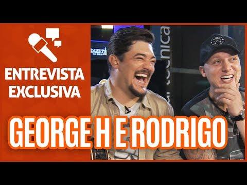 Entrevista com George Henrique e Rodrigo: De copo em copo e novo DVD - Gazeta FM