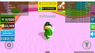 exploiter teleporting me again and again on leprechaun simulator on roblox