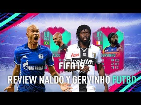 FIFA 19 | ¿NALDO FUT BIRTHDAY Y GERVINHO FUT BIRTHDAY MERECEN LA PENA? (REVIEW)