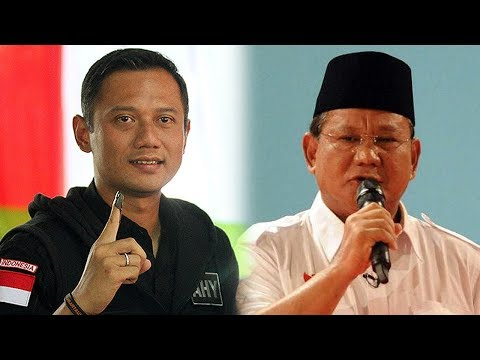 Mencuat Kabar Duet Prabowo - AHY di Pilpres, Begini Tanggapan Sekjen Partai Demokrat