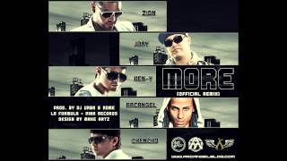 Zion Ft. Jory & Ken-Y, Chencho, Arcangel More Remix Epicenter