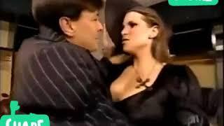 staphnei mcmahon hot kiss