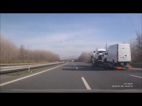 İstanbul - Ankara Yolu Full HD ( Sapanca - Bolu Arası )