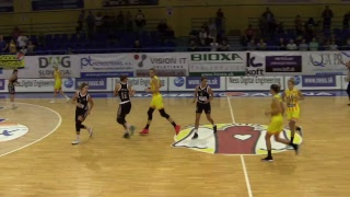 Good Angels Košice - Partizan Belehrad