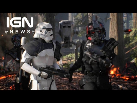 Star Wars: Rogue One Sequel Novel Is a Battlefront 2 Tie-In - IGN News