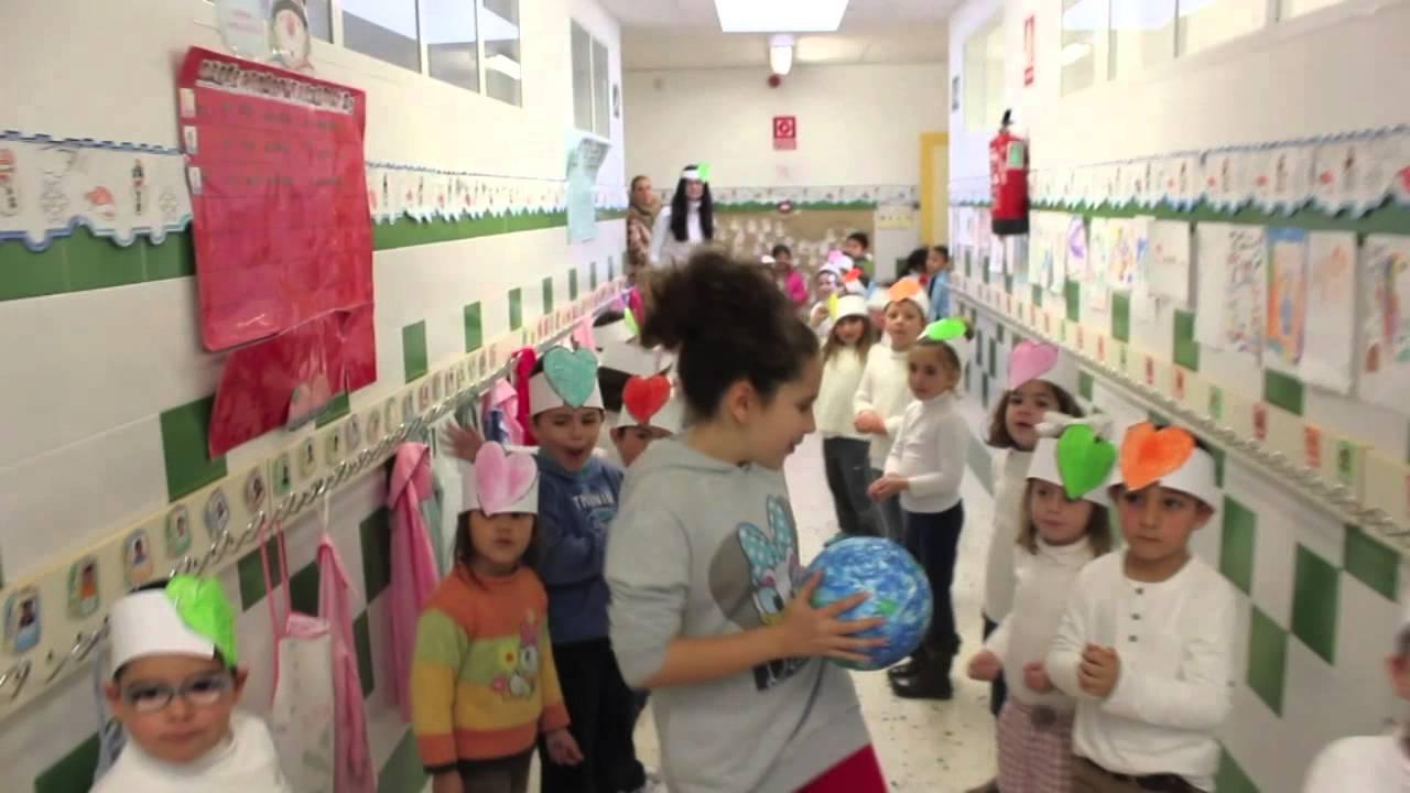 Macaco DÍa De La Paz: Día De La Paz Colegio Cesar Barrios