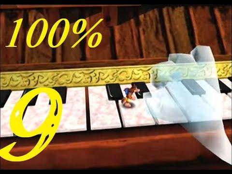 (009) Banjo-Kazooie 100% Walkthrough - Mad Monster Mansion