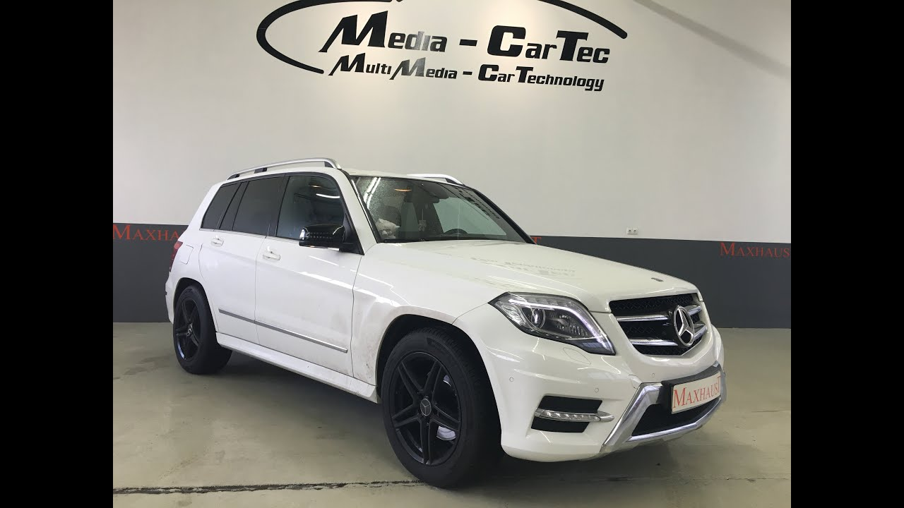 mercedes glk x204 diesel and maxhaust active sound youtube. Black Bedroom Furniture Sets. Home Design Ideas