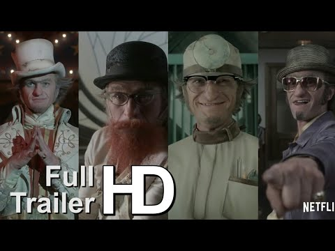 A Series of Unfortunate Events Season 2 Official Trailer Full HD