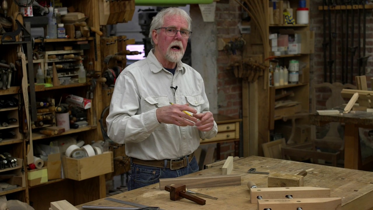 The Art of Woodworking - Episode 3: Mortise and Tenon - YouTube