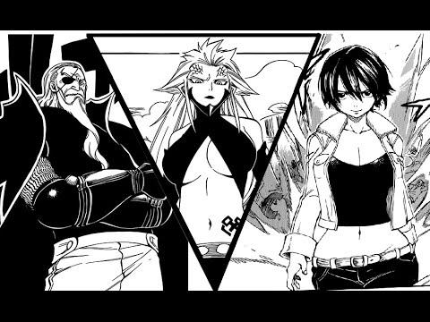 Fairy Tail Manga Kapitel 481 Review - Rückkehr der Toten ...
