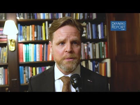 Finland's Kuusela on Nordic Cooperation, Russia, Disinformation & F-35
