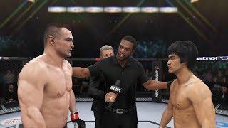 Mirko Cro Cop vs. Bruce Lee (EA sports UFC 3) - CPU vs. CPU