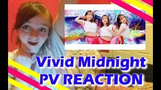 Hello everyone!! Today's new video is a PV reaction to Vivid Midnig...