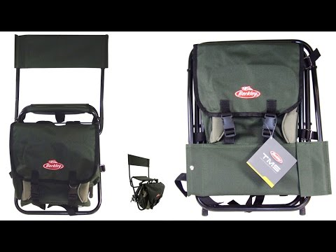 Berkley Fold Chair With Backpack