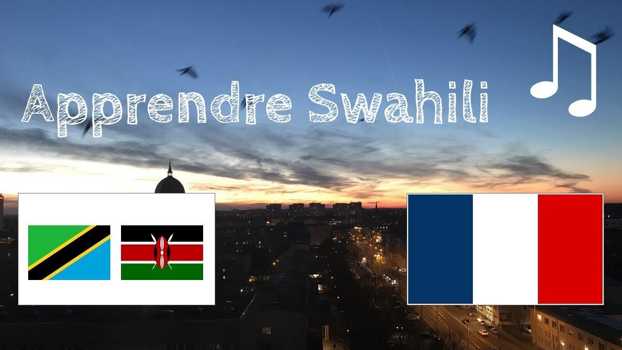 Download Apprendre 8 heures Swahili - avec musique // Phrases en Swahilli