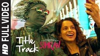 Simran Title Song (Full Video) | Simran | Kangana Ranaut | Sachin-Jigar thumbnail