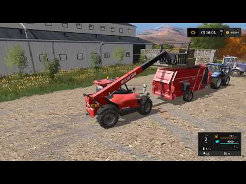 Farming simulator 17 Timelapse Oregon springs ep#49