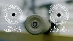 Suppressor Bore Alignment Rods