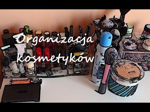 Organizacja kosmetyków