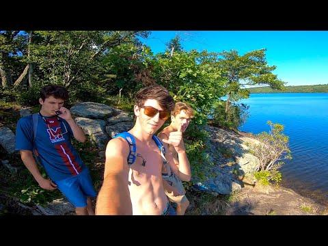 Splitrock Reservoir New Jersey   A Cliff Jumping Edit