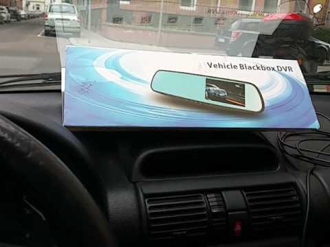 Vehicle Blackbox Dvr Problem Youtube