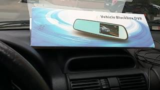 Vehicle Blackbox DVR .Problem. .