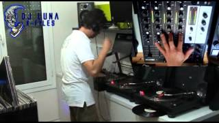 Dj Luna X-Files   Makina Remember vol 2
