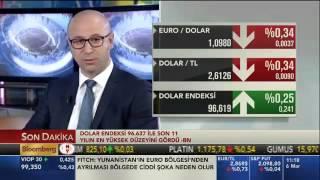 06.03.2015 - Bloomberg HT - Forex Dünyası - Erdoğan TURAN - GCM Menkul Kıymetler A.Ş