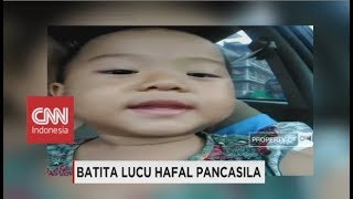 Download lagu Hebat! Batita Lucu Hafal Pancasila