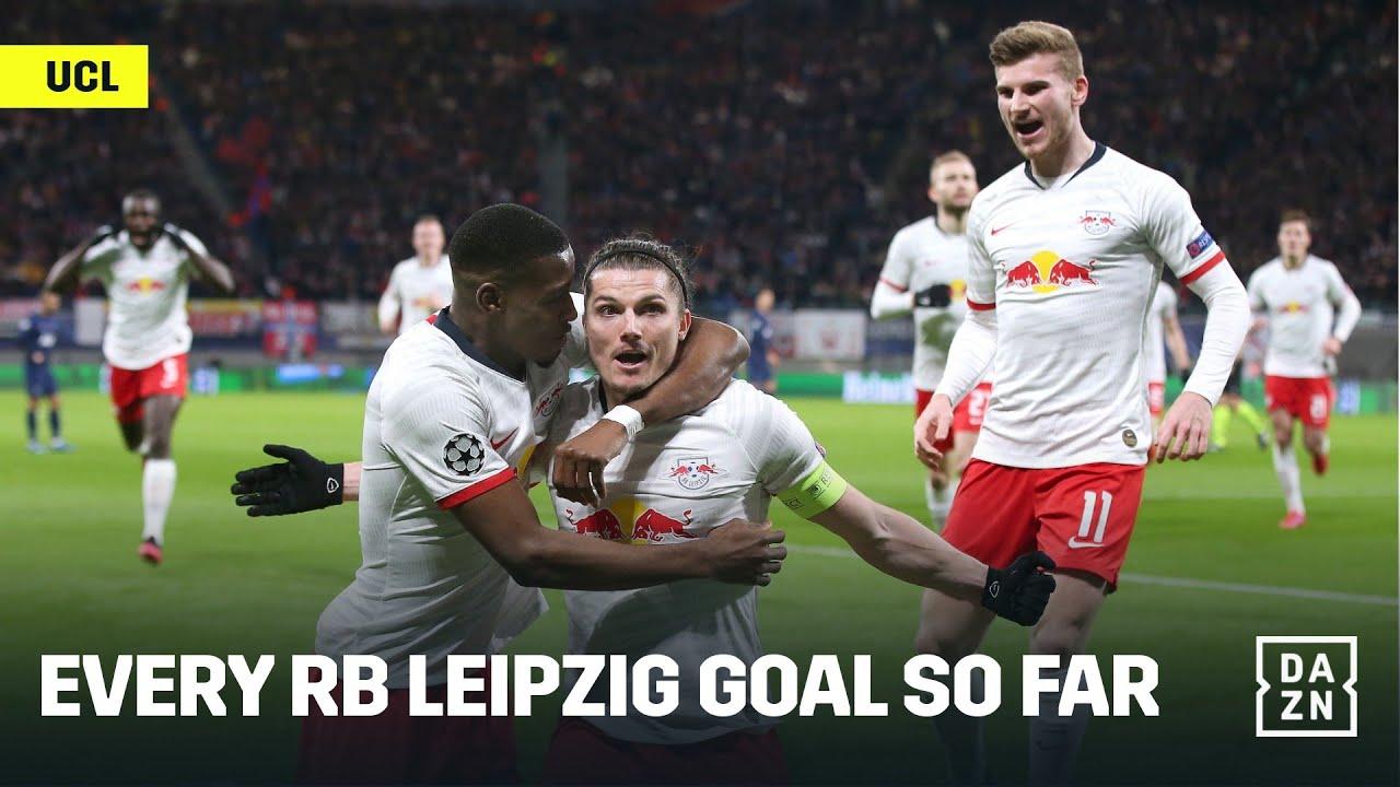 No Werner, No Problem? Every RB Leipzig Champions League Goal (So Far)
