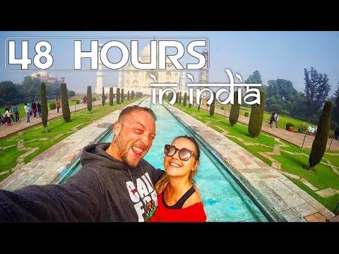 48 Hours in India: Delhi, Agra & Jaipur
