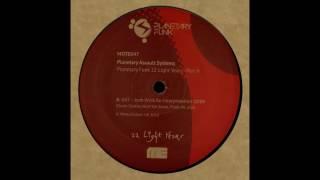 Planetary Assault Systems (aka Luke Slater) - Kat (Josh Wink Re Interpretation) [MOTE047]