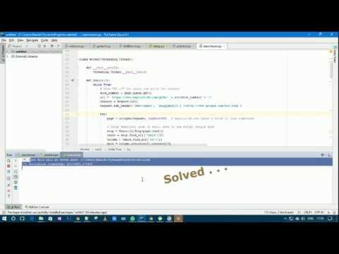 [SOLVED] python urllib2- Python3 error: