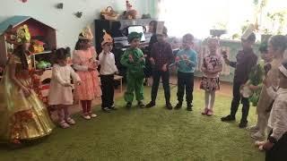 1 Фрагмент обучения в центре развития детей