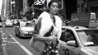 Millie's FW14 mi Street Style in New York | Ming Xi (奚夢瑤)