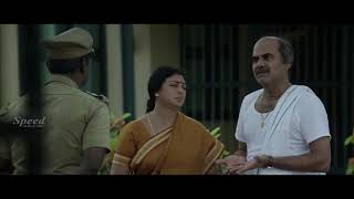 South Indian Political Family Thriller Full Movie  Latest Telugu Action Full HD Movie 2018