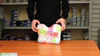 Ортопедическая подушка (для детей до года) ТОП-110
