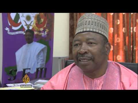 Economy takes centre stage in Niger elections